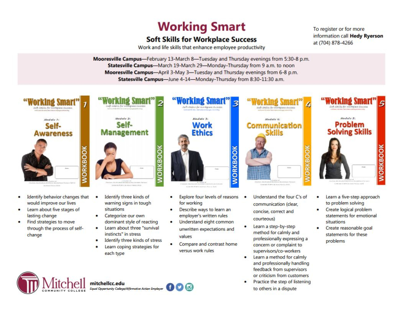 Working Smart March Newsletter